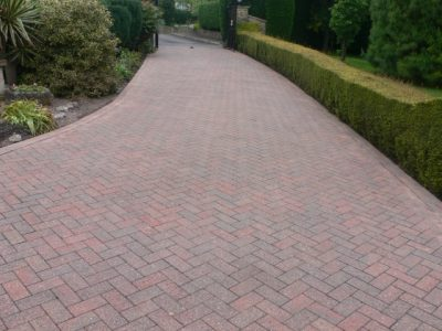 Block Paving Cleaning After