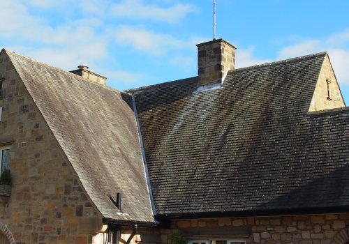 roof cleaning alwoodley