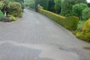 block paving cleaned leeds
